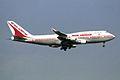 """Air-India Boeing 747-412 VT-AIE """"Mamallapuram"""" (28647206911).jpg"""