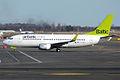 Air Baltic, YL-BBI, Boeing 737-33A (15833642944).jpg