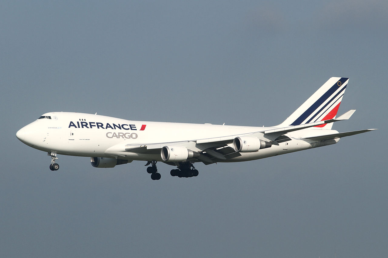 File air france b747 400erf f giua 5949821797 jpg for Interieur 747 air france