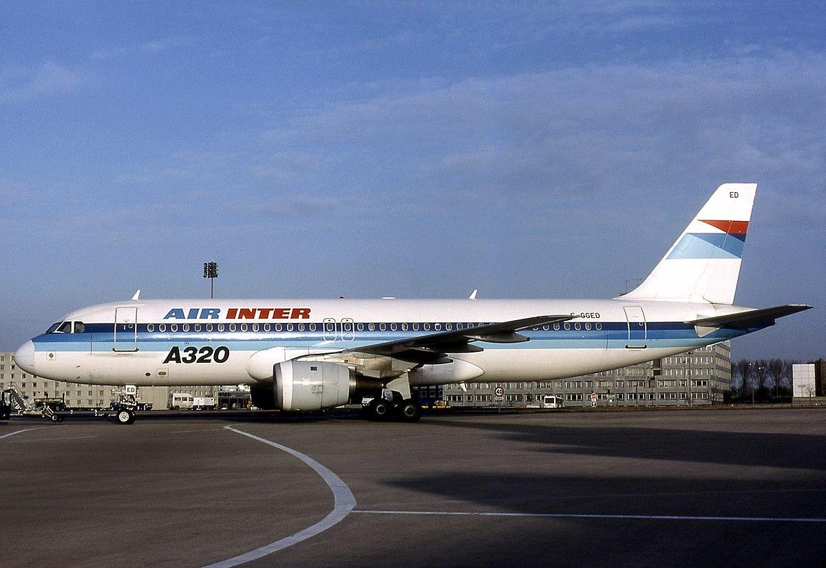 Air Inter Flight 148 - Wikipedia