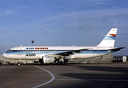 Air Inter Airbus A320-111 Gilliand-1.jpg