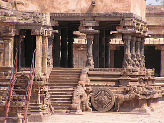 Darasuram - Airavateshwarar temple