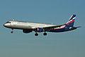 Airbus A321-211 VQ-BED Aeroflot (7056843775).jpg