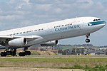 Airbus A340-313X, Cathay Pacific Airways JP7581348.jpg
