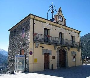 Queralbs - Queralbs town hall