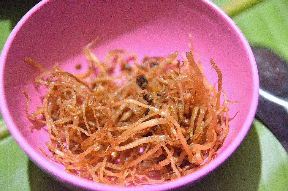 Akha cuisine Guchi chae