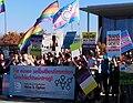 Aktion Standesamt 2018 Abschlusskundgebung vor dem Kanzleramt in Berlin 43 (cropped 2).jpg