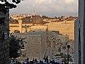 Al-Aqsa Mosque and Olive Mount, Jerusalem, Israel מסגד אל-אקצא והר הזיתים, ירושלים - panoramio.jpg