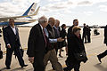 Alan Gross released from Cuban prison, arrives at Joint Base Andrews 141217-F-WU507-608.jpg