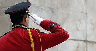 Republican Guard (Albania) - Image: Albanien feiert 100 Jahre Unabhängigkeit (8232494570)
