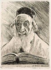Rabbi Reading
