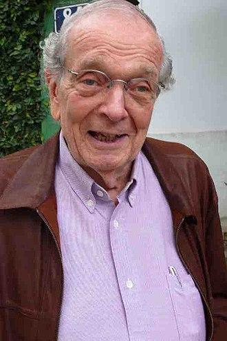 Austrian Holocaust Memorial Award - Alberto Dines