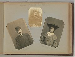 Album of Paris Crime Scenes - Attributed to Alphonse Bertillon. DP263783.jpg