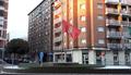 Alcalá de Henares (RPS 03-01-2021) bandera a media asta por el fallecimiento de Arsenio Lope Huerta.png