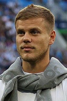 Английский футболист и российская певица