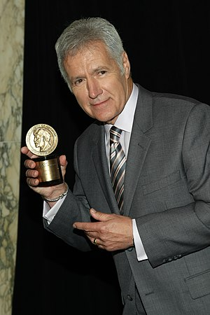 Jeopardy! - Alex Trebek has hosted the daily syndicated version since 1984.