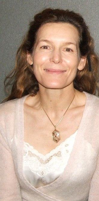 Alice Krige - Krige in October 2006