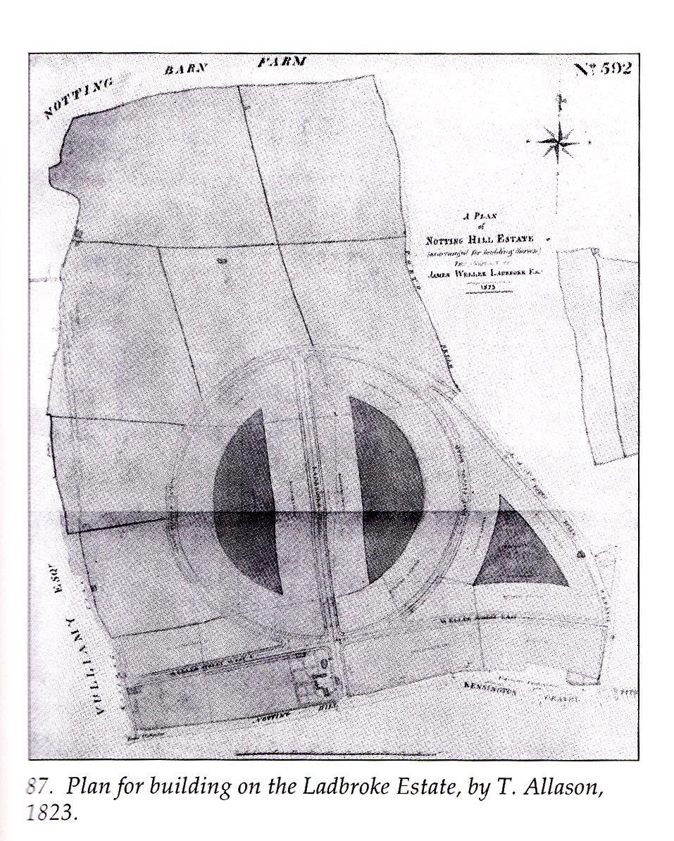 Allason plan 1823