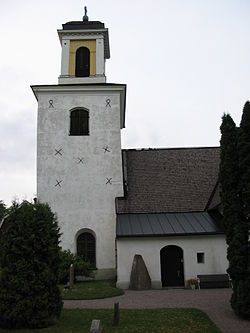 Alsike Church