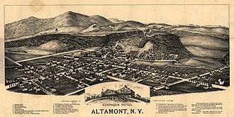 L. R. Burleigh - Image: Altamont, N.Y. LOC 99466396