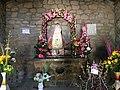 Altar with image of Santa Rosa.jpg