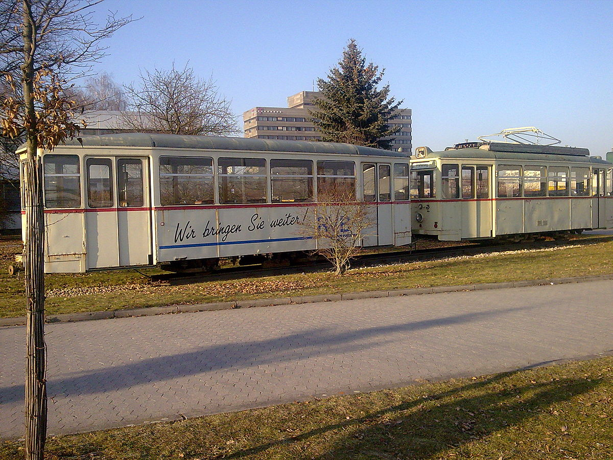 Straßenbahn Regensburg - Wikipedia