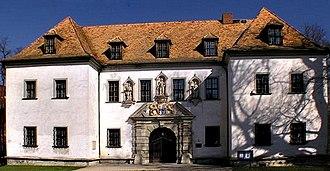 Muskau Park - Old Castle