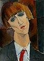 Amedeo Modigliani - Madame Kisling (ca.1917).jpg