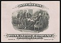 American bank note company, Philadelphia, office 125 S. 5th St. - engraved by C. Toppan Phila. July 4th 1840. LCCN2015650331.jpg