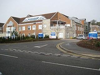 Amersham Hospital Hospital in Buckinghamshire, England