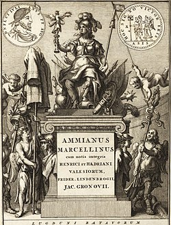 Ammiani Marcellini Rerum gestarum qui de XXXI supersunt, libri XVIII (1693) (14596243719).jpg