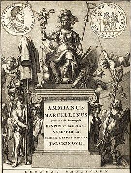 Ammianus, Marcellinus