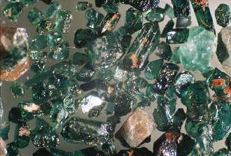 Liquid fluoride thorium reactor - Image: Amr thorite
