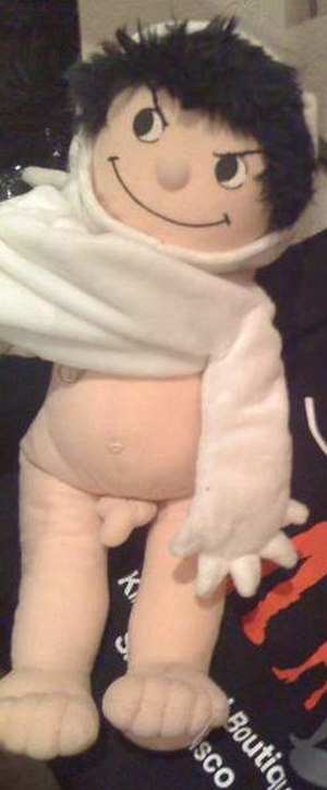 Anatomically correct doll - A modern anatomically correct male doll, modeled on Max from Where The Wild Things Are