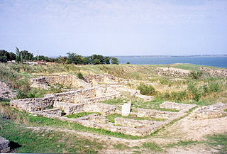 Archaeological site of Miletian Black Sea colony