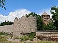 Ancient wall and church - panoramio.jpg