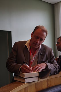 Anders Fager Swedish horror writer