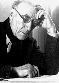 André Gide vuonna 1947.