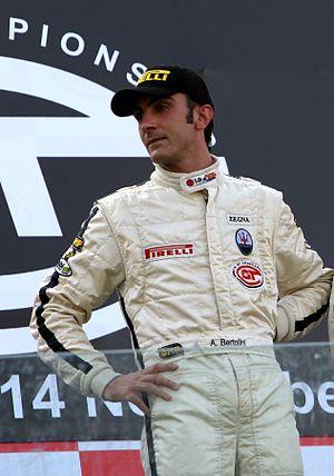 Andrea Bertolini - Andrea Bertolini at Zhuhai International Circuit in 2004