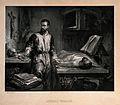 Andreas Vesalius. Lithograph by E. Milster after E. J. C. Ha Wellcome V0006630.jpg