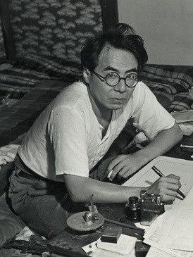 Ango Sakaguchi (cropped)