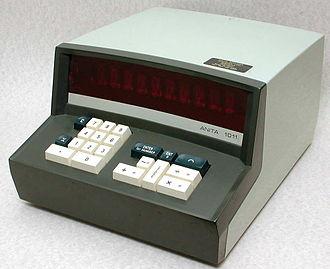 Sumlock ANITA calculator - ANITA 1011