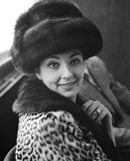 Anna Moffo American opera singer, television personality, and dramatic actress