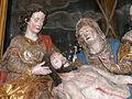 Annaberg-Lungötz Friedhofskapelle - Altar 4 Beweinung Christi.jpg