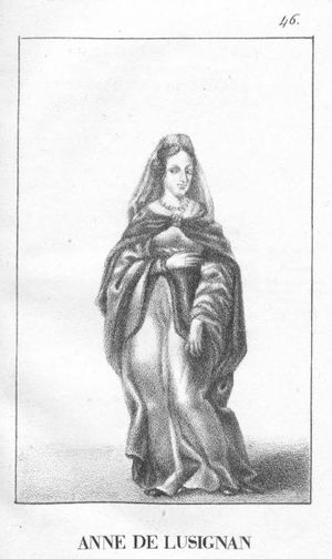 Anne of Cyprus - Anne of Cyprus