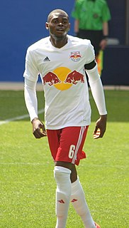 Anthony Wallace (soccer) American soccer player