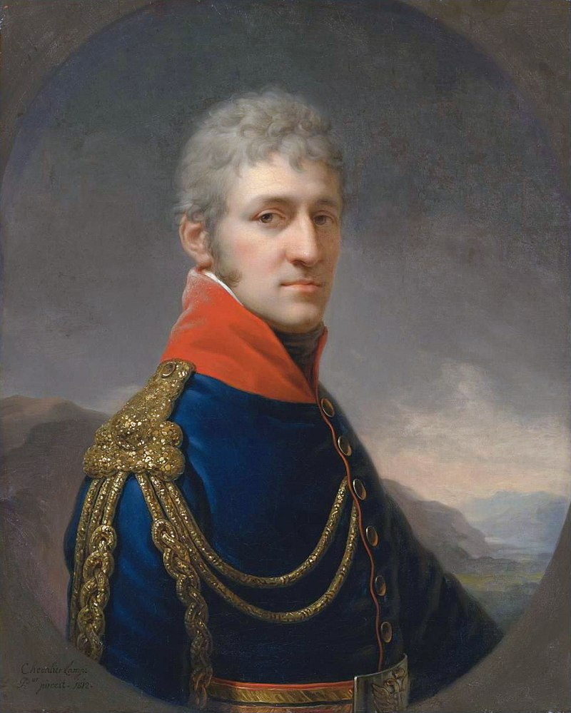 Anton Josef Edler von Leeb (1769 - 1837) by Johan Baptist Lampi the Younger.jpg