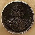 Antonio montauti, medaglia di filippo buonarroti, presidente dell'accademia etrusca, 1731.jpg