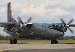 Antonov An-26, Hungary - Air Force AN1829979.jpg