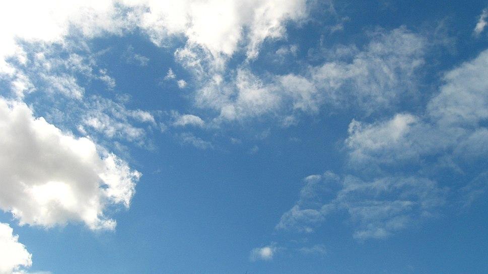 Appearance of sky for weather forecast, Dhaka, Bangladesh